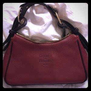 NWT Dooney & Bourke authentic leather satchel